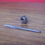 Small gear for Yazoo lawn mower