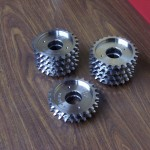 Sprockets for motorcycles