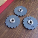 Uni chain sprockets