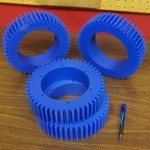 48 tooth 6 Pitch Nylon gears