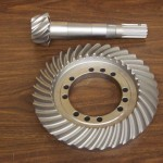 New ring & pinion Allis-Chalmers front assist